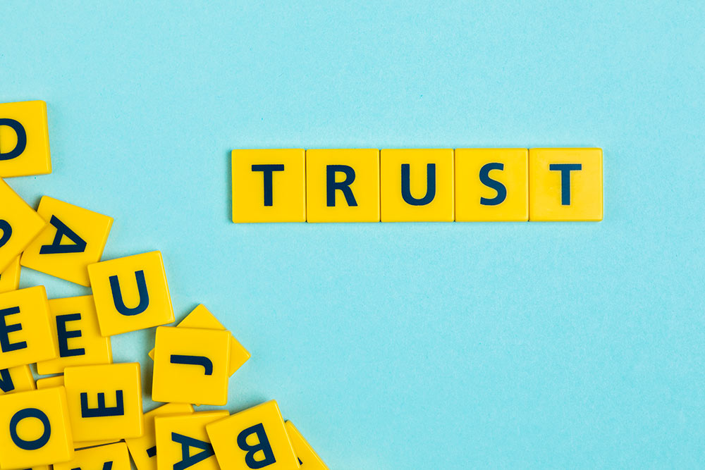 build trust and authority for seo